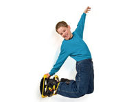 Picture of Air Kicks Anti-Gravity Boots for kids.
