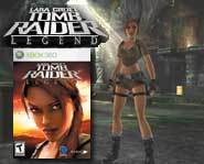 We review Lara Croft's new adventures in the Tomb Raider: Legend video game for PC, PS2, Xbox and Xbox 360!
