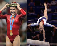 Photo of Olympic gymnast, Carly Patterson.