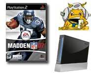 Get the scoop on a Revolution contest from Nintendo and AOL. Plus, Shaun Alexander meets EA's Madden NFL 07!