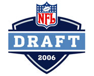 The 2006 NFL draft will be held on April 28th and 29th.