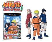 We review the Naruto: Clash of Ninja fighting game for Gamecube!