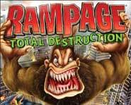 We review the monster mania of Rampage: Total Destruction for the Gamecube and PS2!