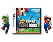 We review the New Super Mario Bros. video game for the Nintendo DS!