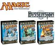 Get the scoop on the new Magic the Gathering: Dissension theme decks with our reviews