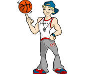 Quiz the Kidzworld Coach for sports and fitness advice, basketball tips and drills and other exercise tips.