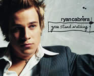 Ryan Cabrera comes to Kidzworld to chat about his upcoming album You Stand Watching.