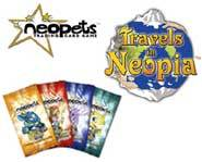 We review the new Neopets card game expansion set - Travels in Neopia!