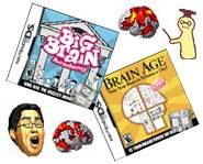 We give you the 411 on powering-up your brain with Nintendo's brain games!