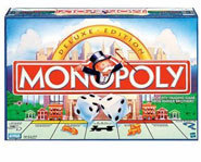 The board game, Monopoly, was invented in 1934.
