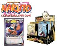 We review the ninja-riffic action in Shonen Jump's Naruto Collectible Card Game!