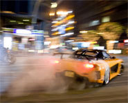 Photo from the movie, The Fast and The Furious:Tokyo Drift.