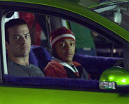 Picture of Lucas Black and Bow Wow in The Fast And The Furious: Tokyo Drift.Photo from the movie, The Fast and The Furious:Tokyo Drift.