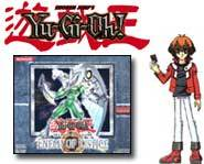We review the new Yu-Gi-Oh! trading card game set: Enemy of Justice!
