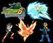 Use these game cheats to unlock free items in Mega Man Battle Network 6: Cybeast Gregar for the GBA!