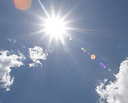 Make sure you apply sunscreen before you head outside.