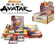 We review the new Avatar: The Last Airbender card game and the Quickstrike dueling system!