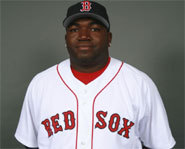 Photo of David Ortiz of the Boston Red Sox.