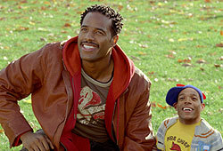 Marlon and Shawn Wayans star in the new comedy, Little Man.