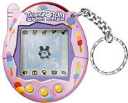 Picture of a Tamagotchi virtual pet.