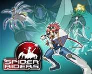 Find the facts about the creepy, crawly, Spider Riders cartoon TV show right here!