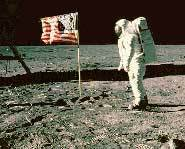 Buzz Aldrin was the second person to walk on the Moon after Neil Armstrong.