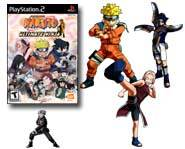 Ninja battles with Naruto Uzumaki and friends! Is it fun? We review Naruto: Ultimate Ninja and find out!