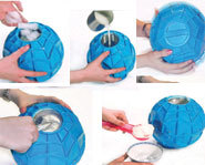 Play & Freeze Ice Cream Maker from Industrial Revolution.