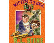 Dude, The School Is Haunted is the latest book in the Rotten School series by author, R.L. Stine.