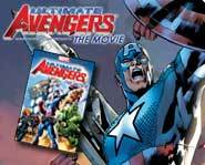 We review the comic adventures of The Ultimates in the Ultimate Avengers DVD movie!