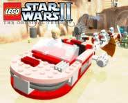 Feel the Force with this free game demo of LEGO Star Wars II: The Original Trilogy for your computer!