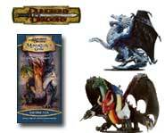 We review the War of the Dragon Queen expansion for the D&D Miniatures game of fantasy battles!