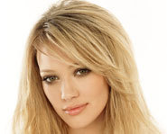 Hialry Duff stars in the 2004 flick, A Cinderella Story. Her song Our Lips Are Sealed is featured on the soundtrack.
