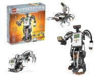 We review the incredible LEGO Mindstorms NXT robot building kit!