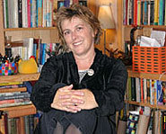 Angie Sage is the author of books like Septimus Heap: Magyk and Araminta Spookie.