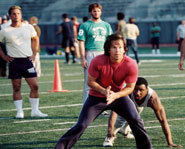 Photo from the Disney movie, Invincible, starring Mark Whalberg as Vincent Papale.