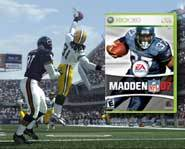 We review EA's Madden NFL 07 football video game for the Xbox 360!