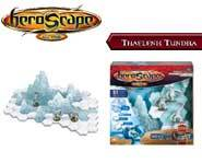 We review the new Thaelenk Tundra expansion for the HeroScape: Battle of All Time board game!