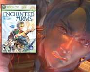 Use these game cheats for Enchanted Arms on the Xbox 360 to boost your Xbox Live Gamerscore!