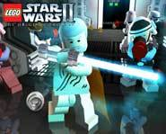 We review the LEGO Star Wars II: The Original Trilogy video game!