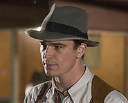 Josh Hartnett stars in movies like Pearl Harbour and The Black Dahlia.