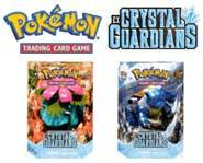 We review the new Pokemon card game EX Crystal Guardians expansion set with new delta Pokemon!