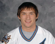 Picture of Alexander Ovechkin of the Washington Capitals.