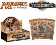 We review the Magic: The Gathering card game expansion, Time Spiral, from Wizards of the Coast!