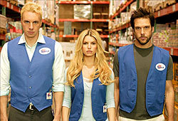 Jessica Simpson and Dane Cook star in Employee of the Month.