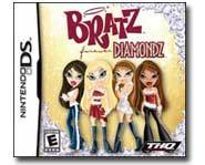 We review the Bratz: Forever Diamondz fashion video game for the Nintendo DS!