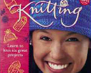 Kidzworld reviews Klutz's Knitting book!