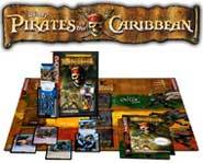 We review the new Pirates of the Caribbean card game and the Quickstrike dueling system!