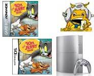 We have a list of the PS3 games available on November 17, plus a video trailer of Tom and Jerry