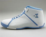 Photo of the Starbury One basketball shoes.